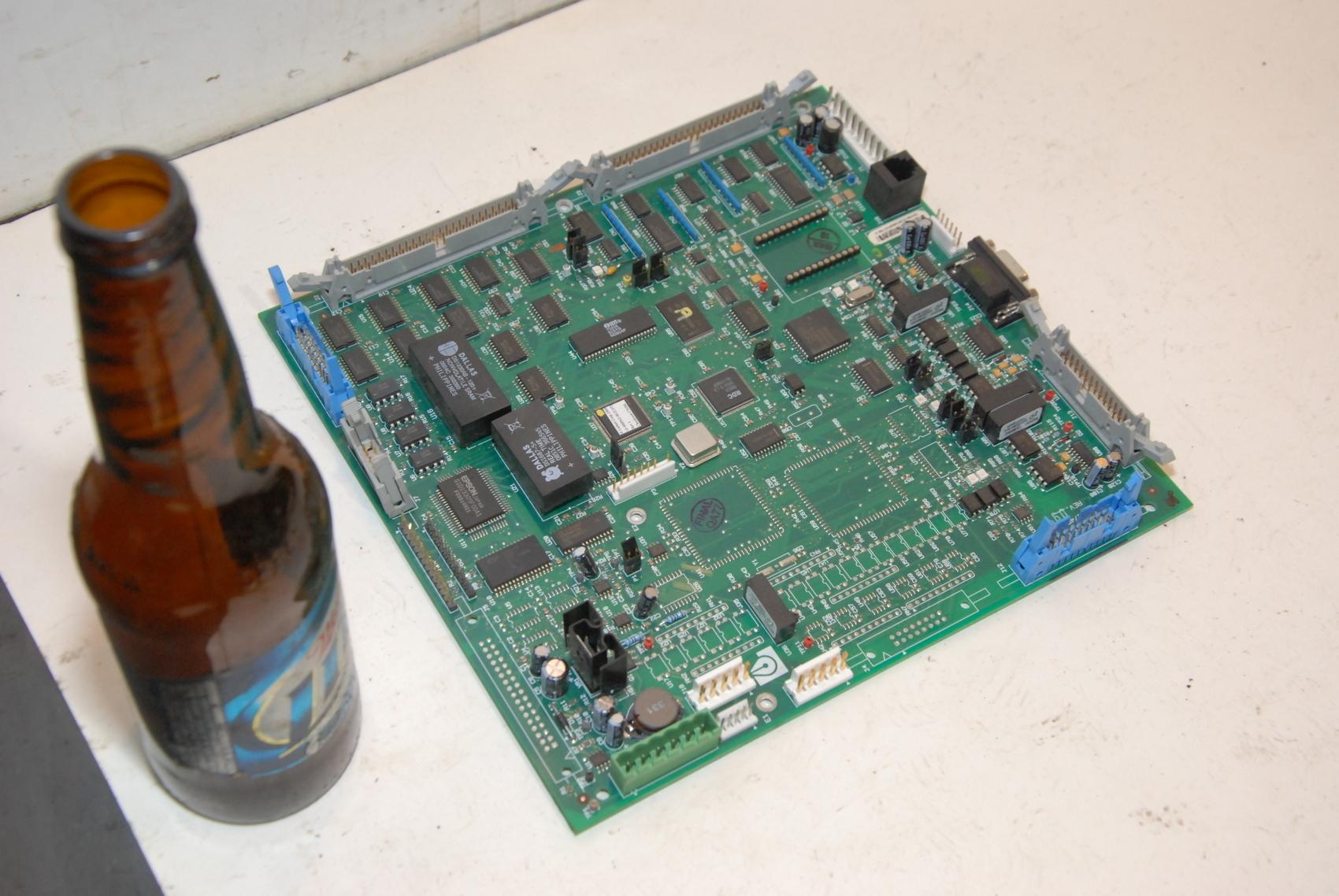 Liebert Emerson assy 02-797490-00 Rev.12 Circuit Board