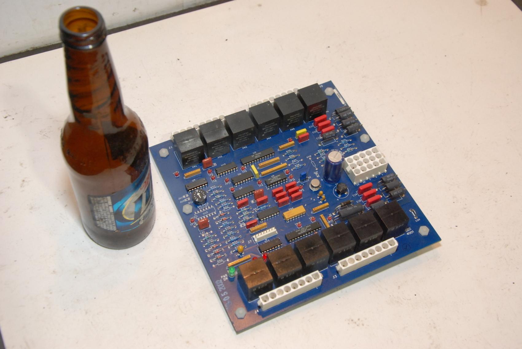Liebert Enerpro 12-765036-12 76503612 PCB circuit board KMGM