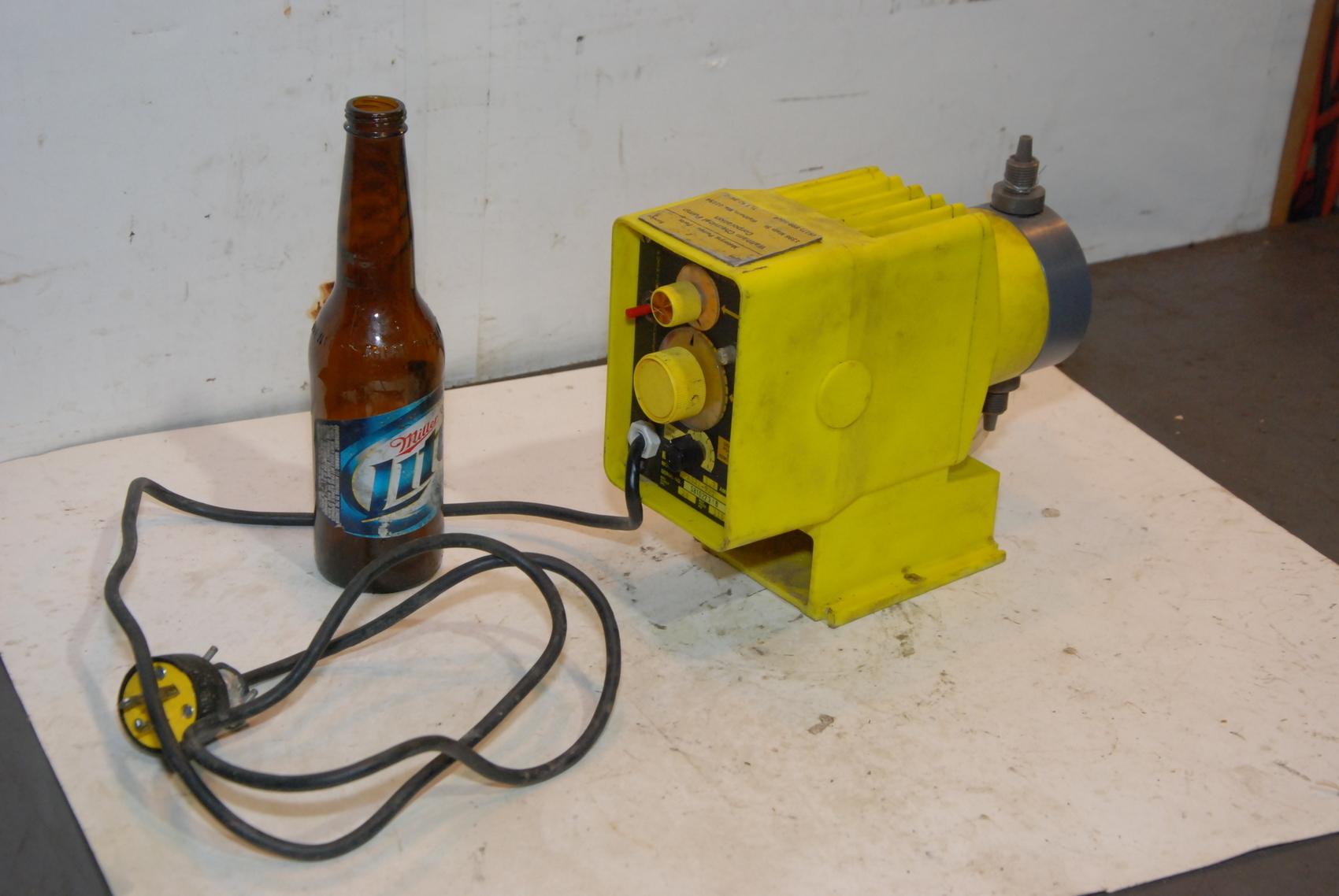 LMI Liquid Metronics Inc.A321-92T Metering Pump