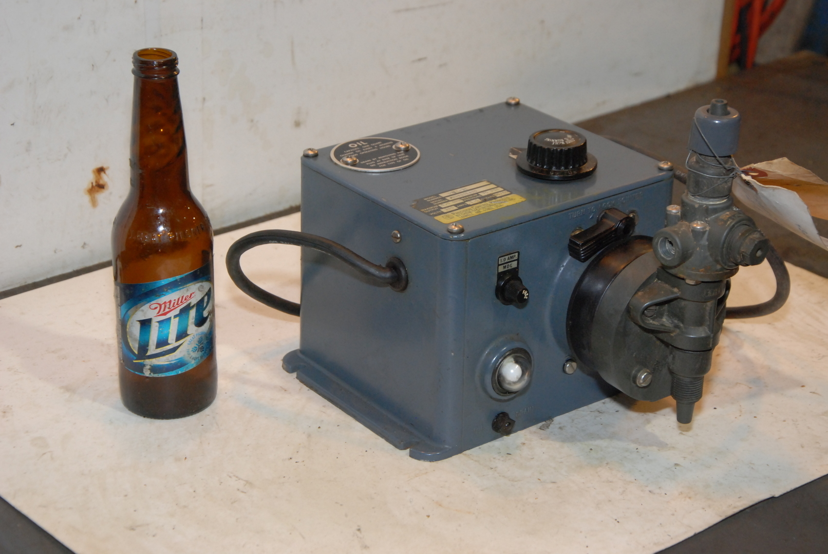 Precision Control Products 9711-21 Oil Metering Pump