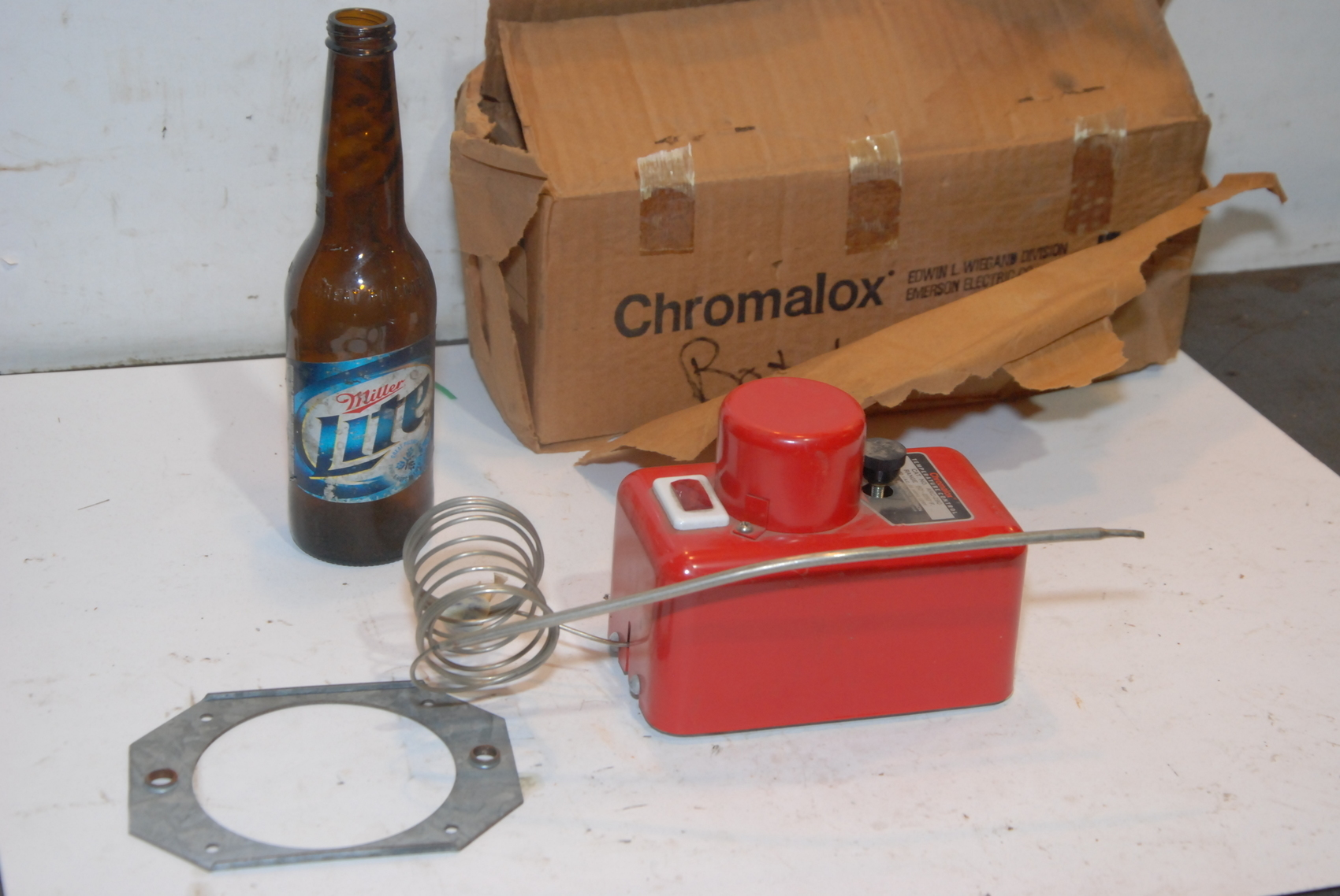 NEW Chromalox Temperature Control ARC-290,50-250F