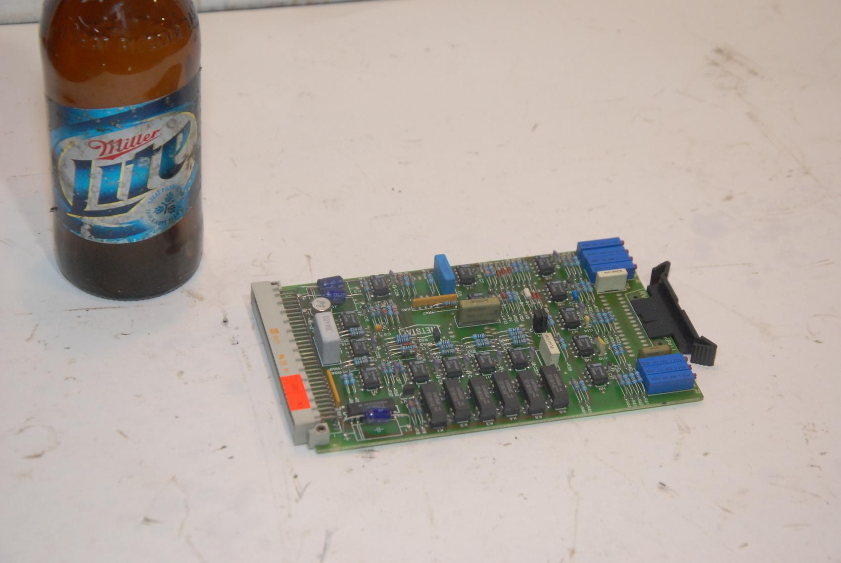 Bestuckungsseite 110.240.7129b Lotseite Circuit Board