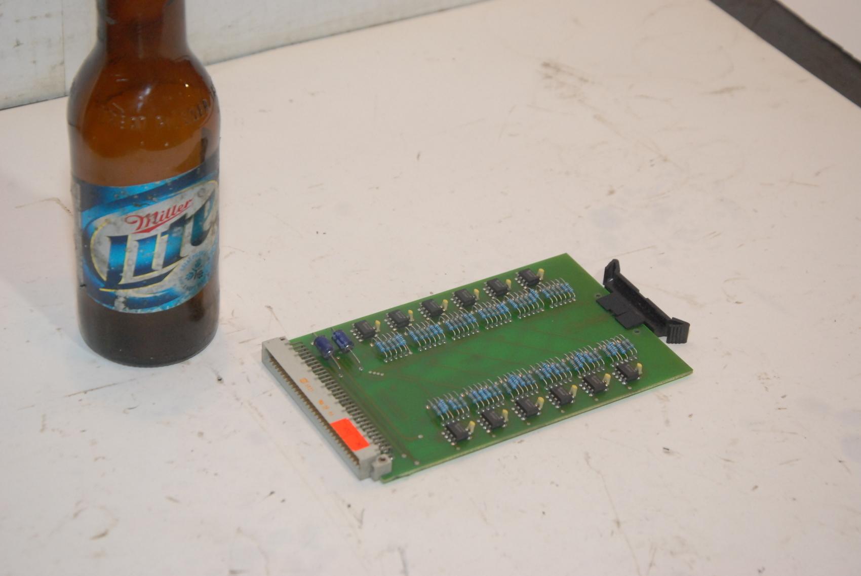 Netstal TVC 110.240.5167 Lotseite Circuit Board