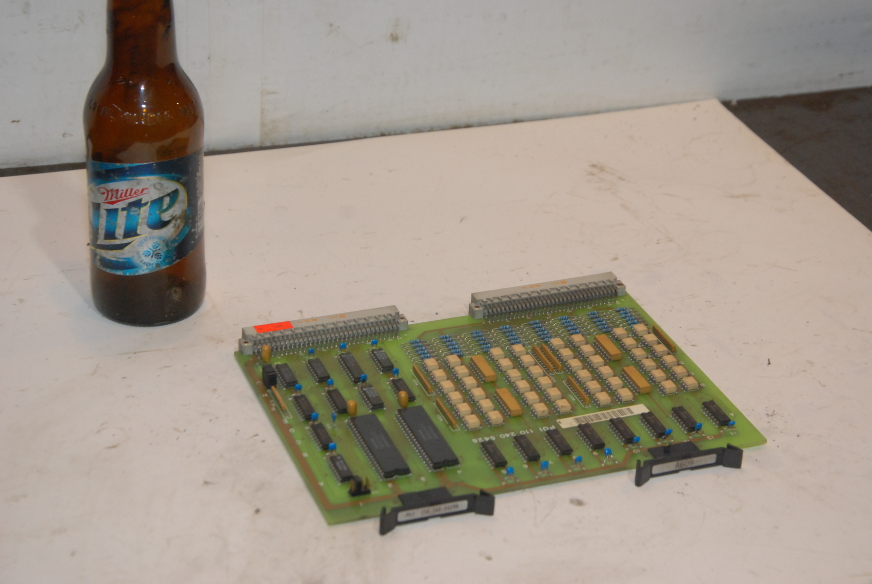 Nestal POI 110.240.5428 Control Interface Relay Circuit Board