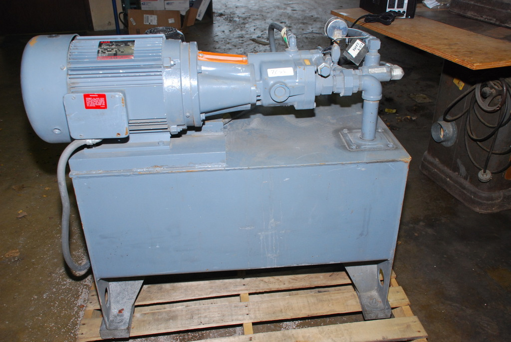 Great looking 10hp hydraulic power unit vickers pvb pump for 10 hp hydraulic motor